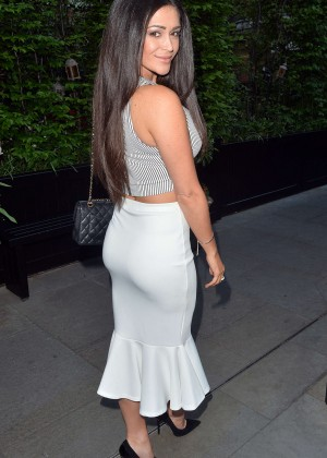 Casey Batchelor - The Blossom Ball at Jo Malone Party in London