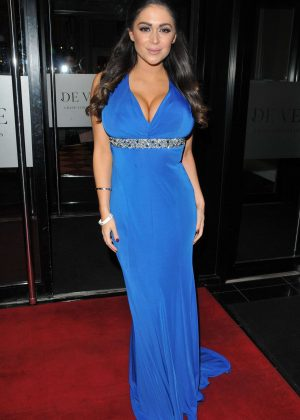 Casey Batchelor - The Pia Michi Collection Launch Party in London