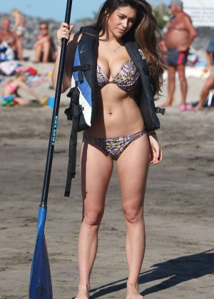 Casey Batchelor: Wearing bikini at Tenerife-65