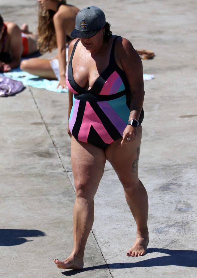 Casey Donovan 2017 : Casey Donovan in Swimsuit 2017 -05