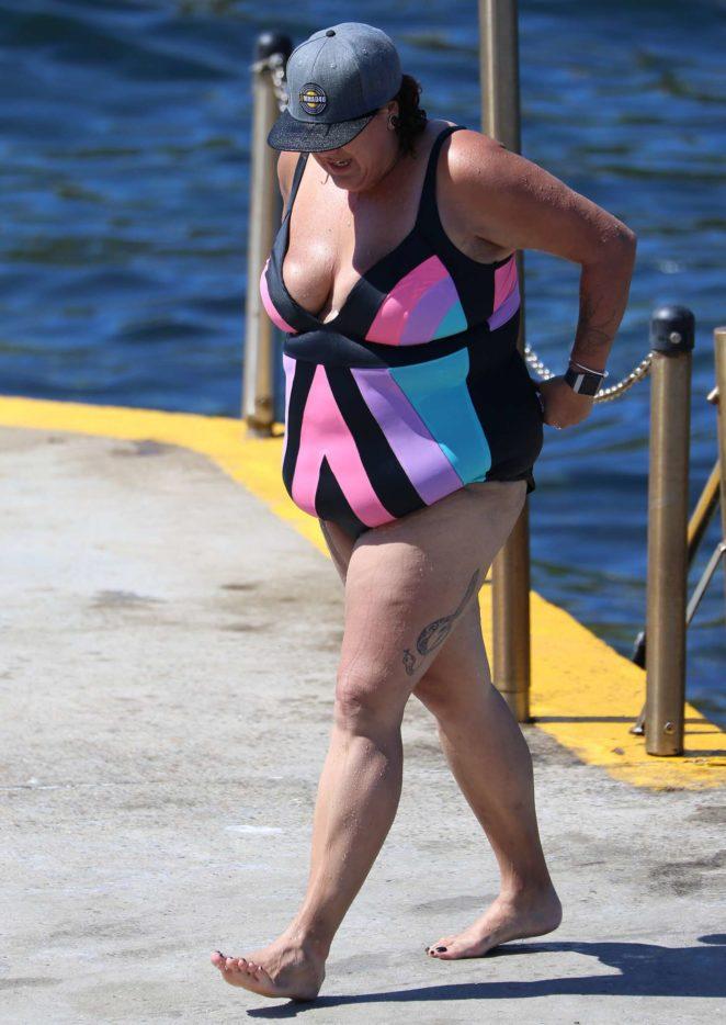 Casey Donovan 2017 : Casey Donovan in Swimsuit 2017 -10