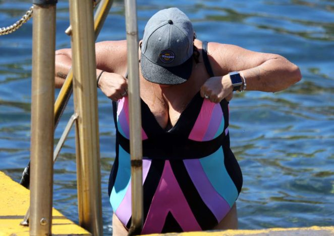 Casey Donovan 2017 : Casey Donovan in Swimsuit 2017 -12