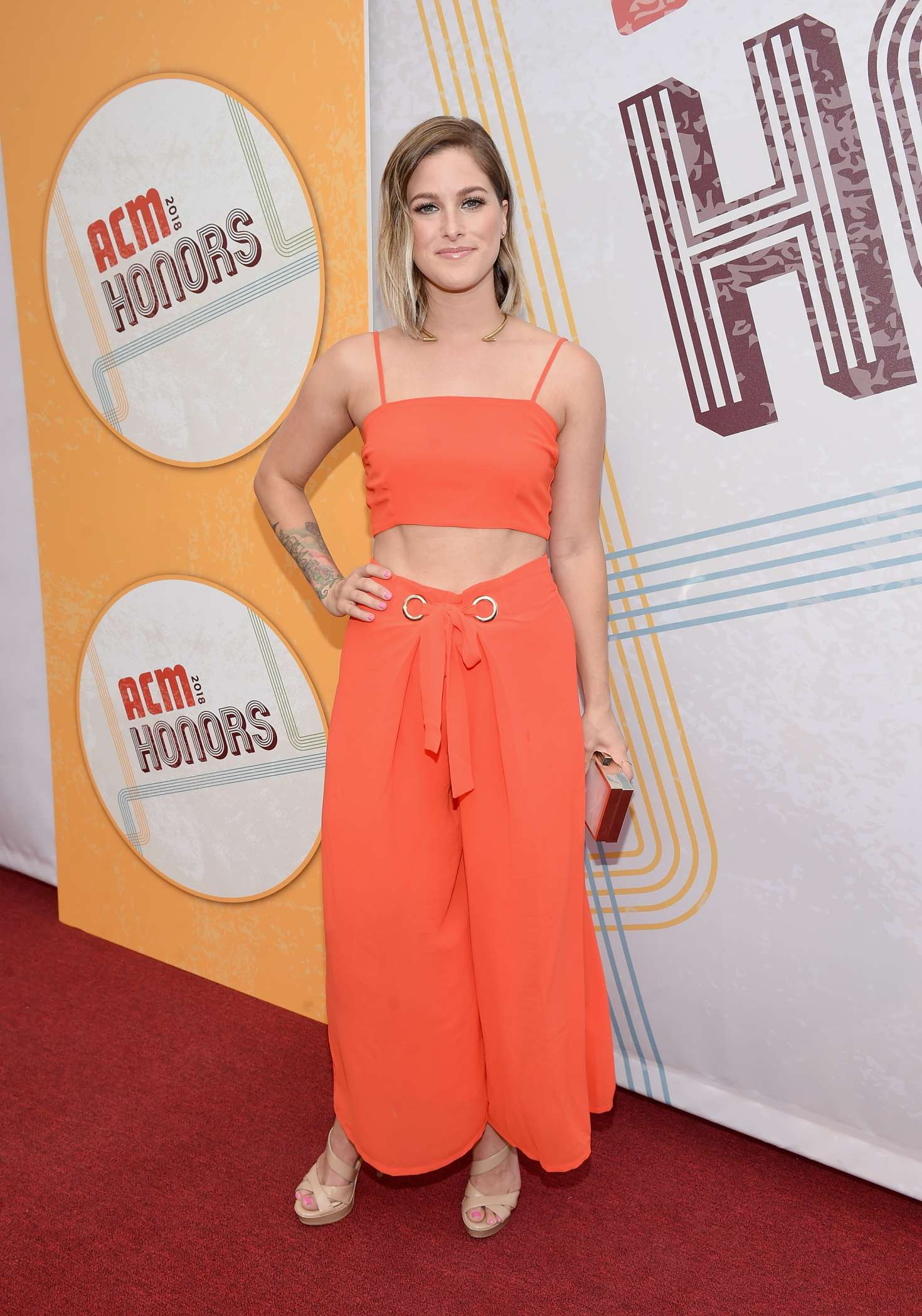 Cassadee Pope 2018 : Cassadee Pope: 12th Annual ACM Honors -02