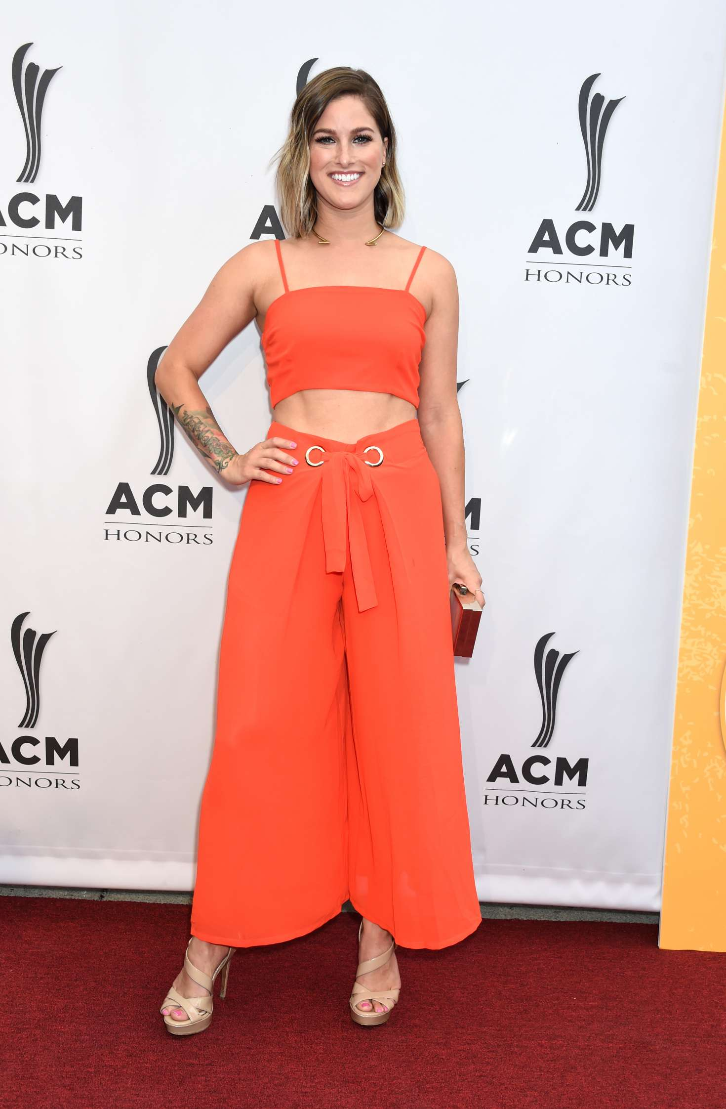 Cassadee Pope 2018 : Cassadee Pope: 12th Annual ACM Honors -08