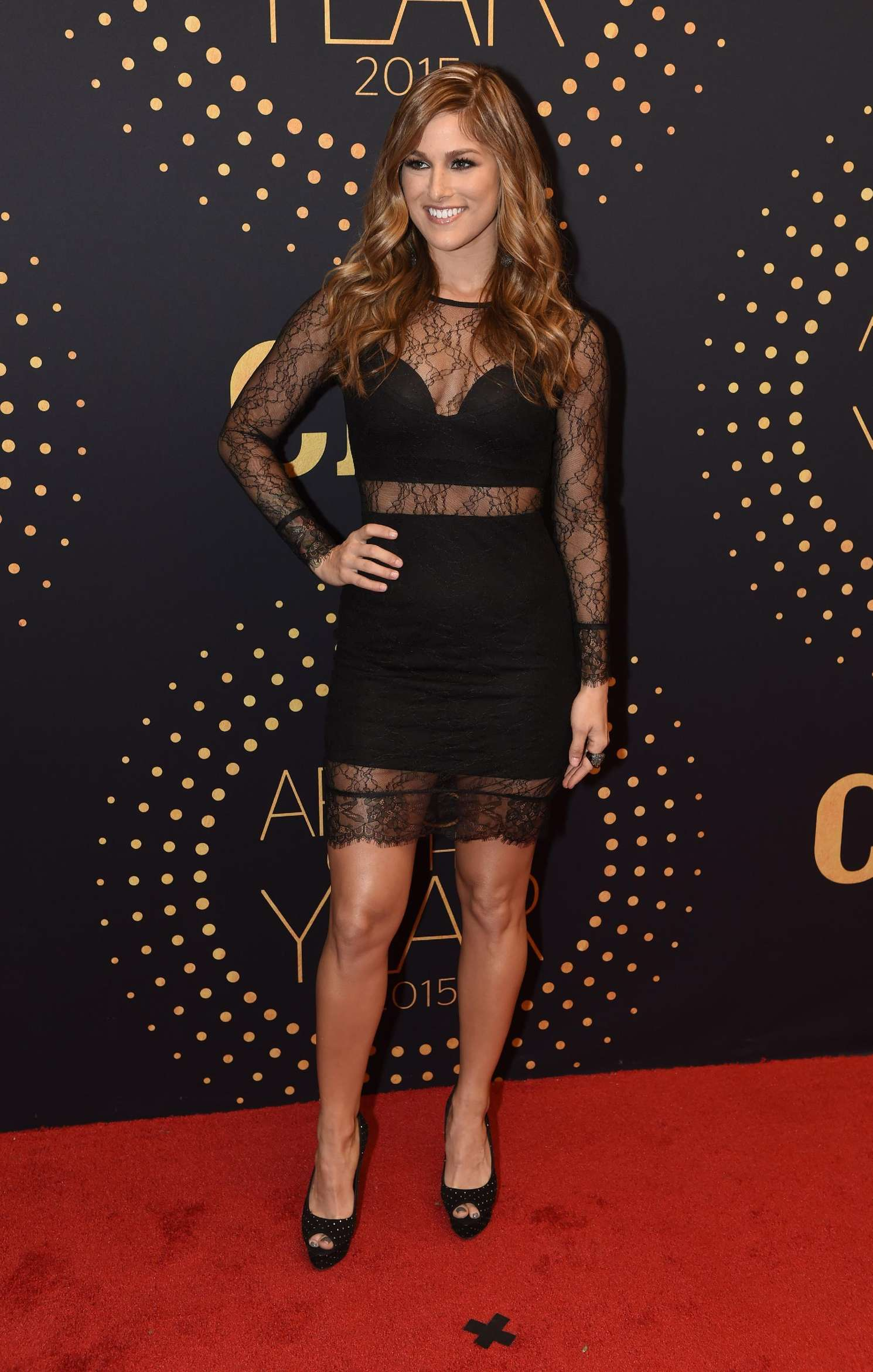 Cassadee Pope - 2015 CMT Artists of the Year in Nashville