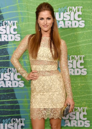 Cassadee Pope - 2015 CMT Music Awards in Nashville