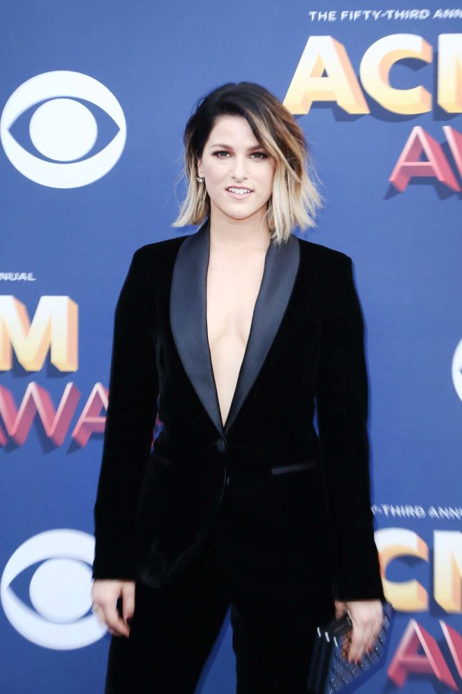 Cassadee Pope - 2018 Academy of Country Music Awards in Las Vegas