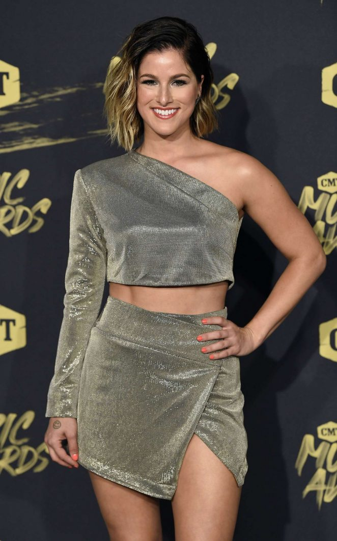 Cassadee Pope - 2018 CMT Music Awards in Nashville