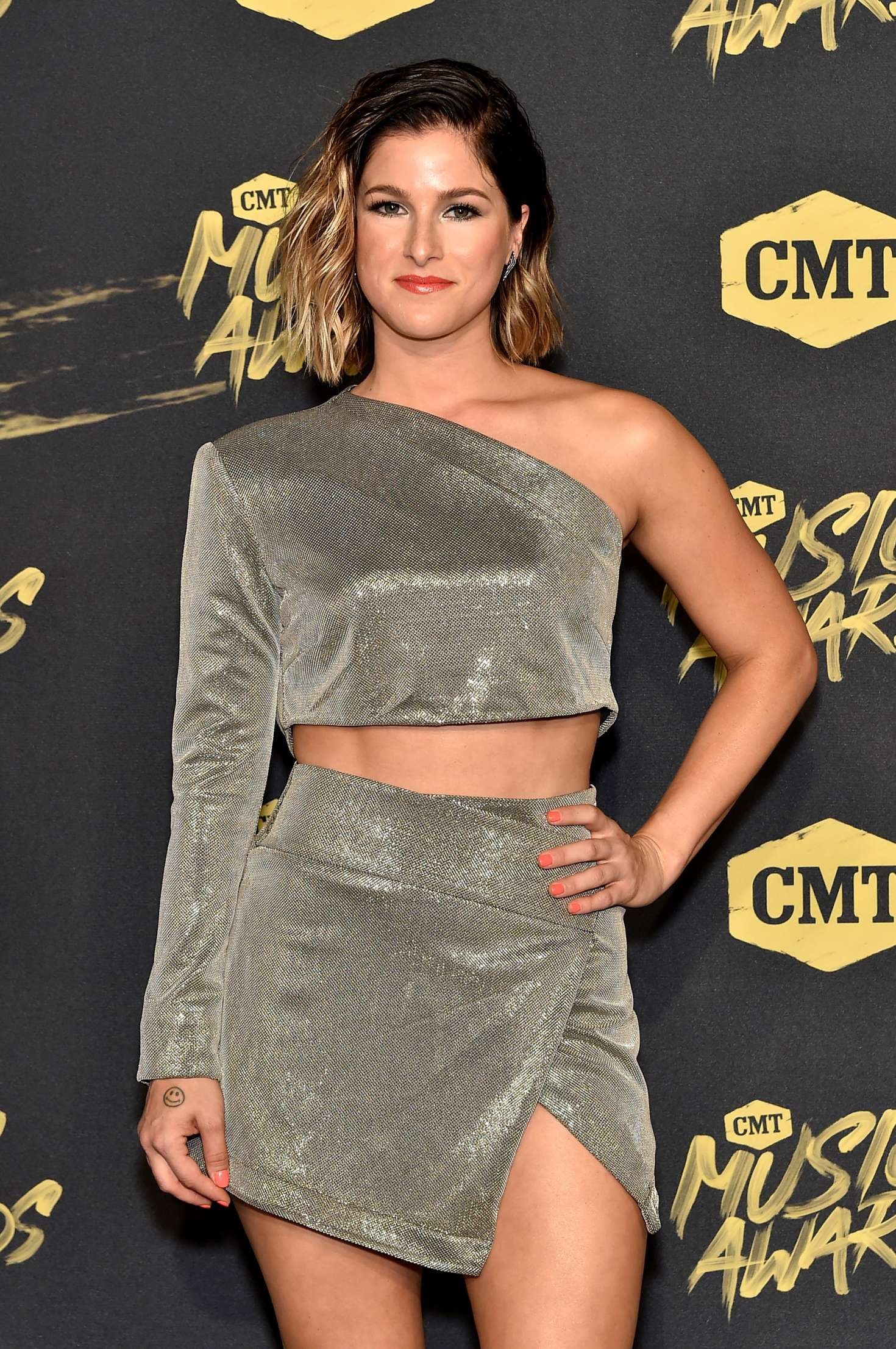 Cassadee Pope 2018 : Cassadee Pope: 2018 CMT Music Awards -04