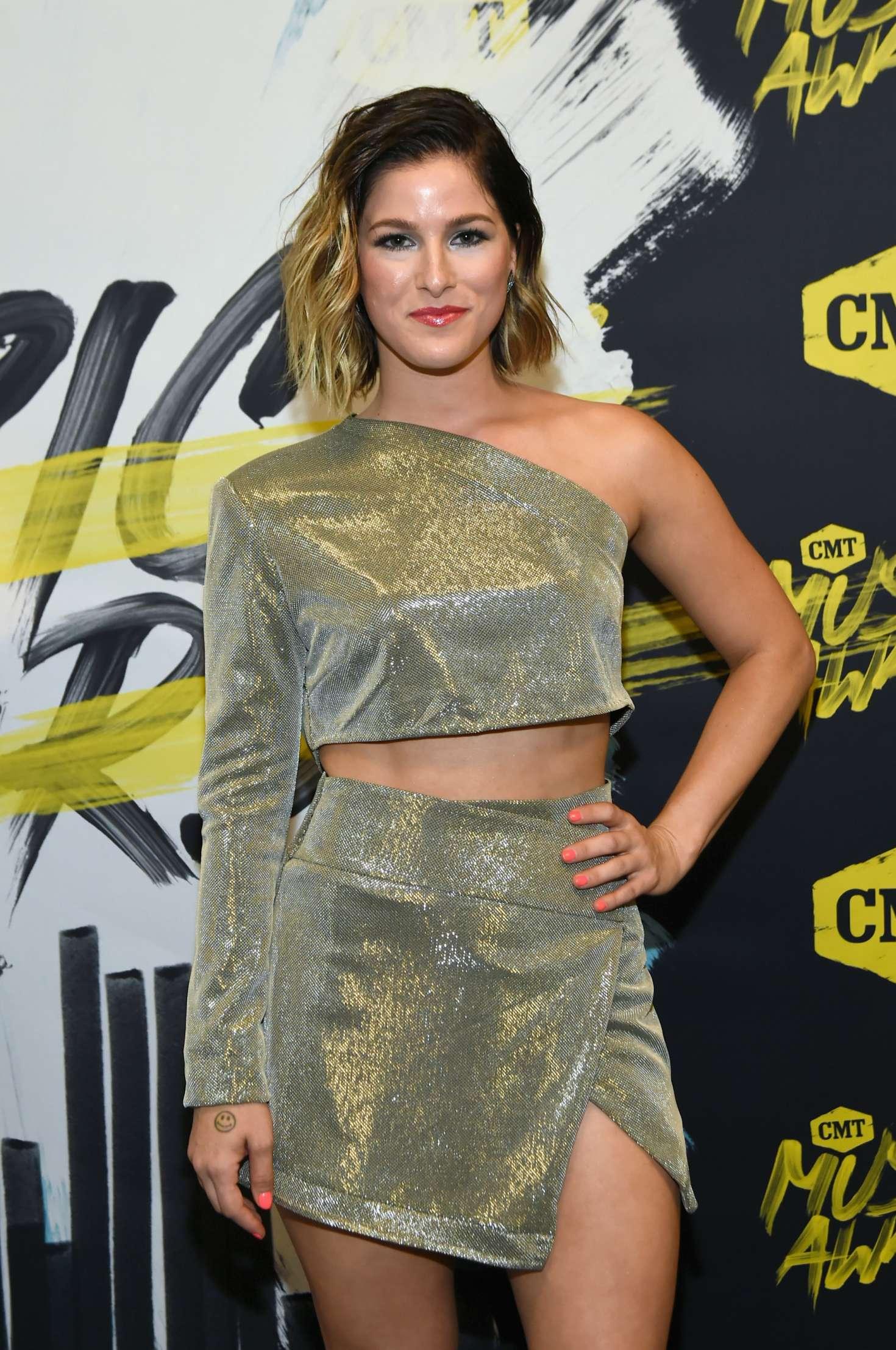 Cassadee Pope 2018 : Cassadee Pope: 2018 CMT Music Awards -05