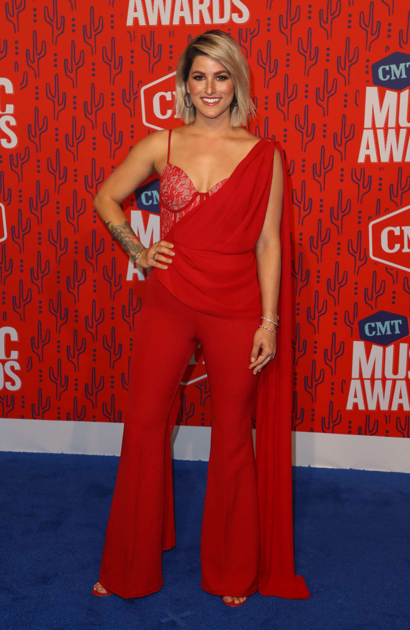 Cassadee Pope 2019 : Cassadee Pope: 2019 CMT Music Awards-06
