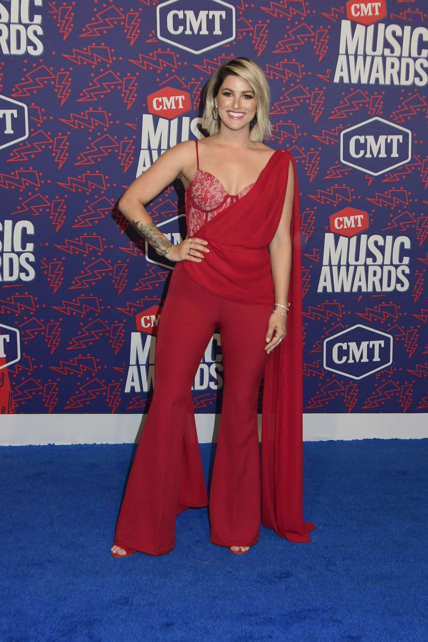 Cassadee Pope 2019 : Cassadee Pope: 2019 CMT Music Awards-07