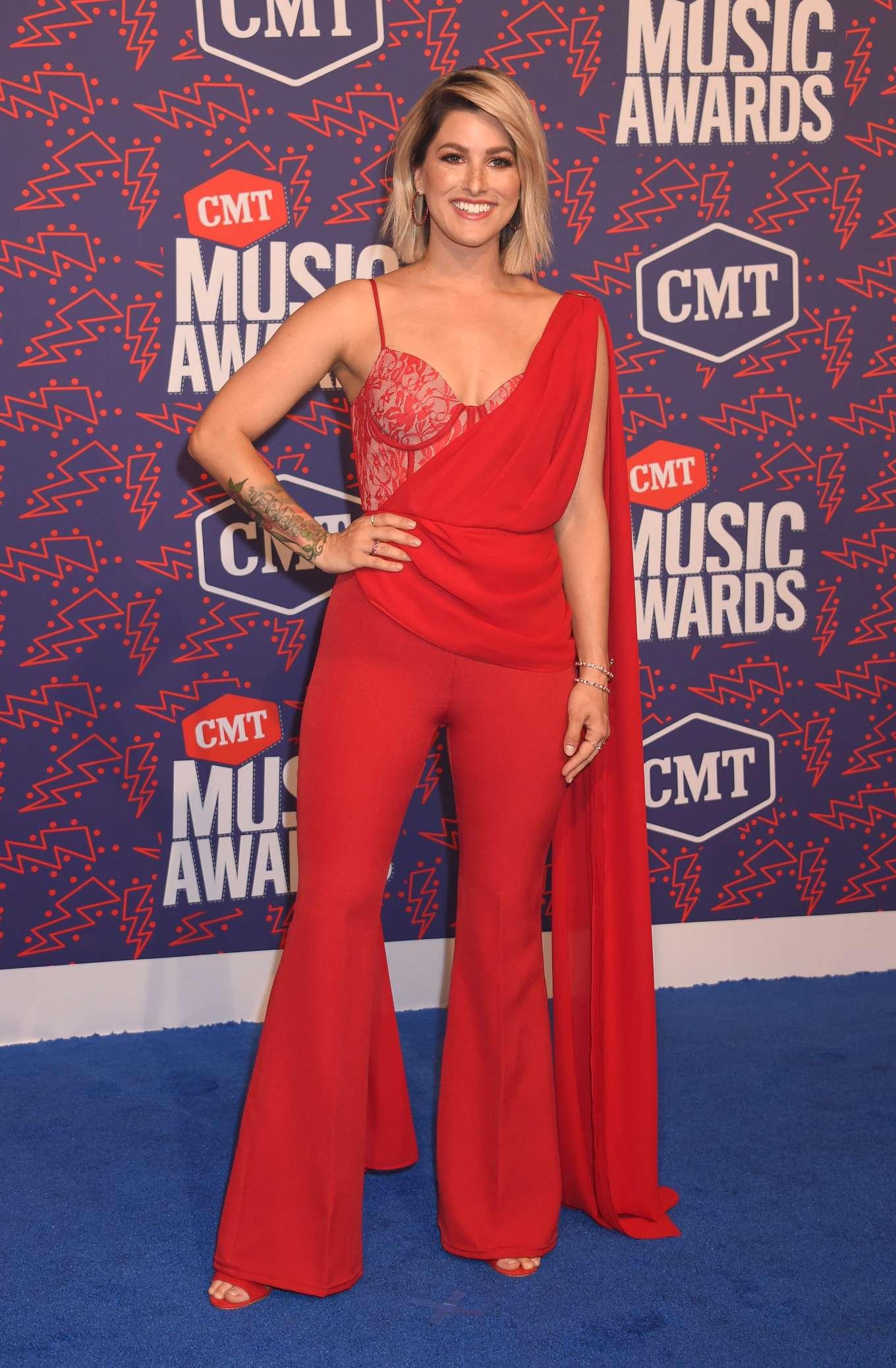 Cassadee Pope 2019 : Cassadee Pope: 2019 CMT Music Awards-08