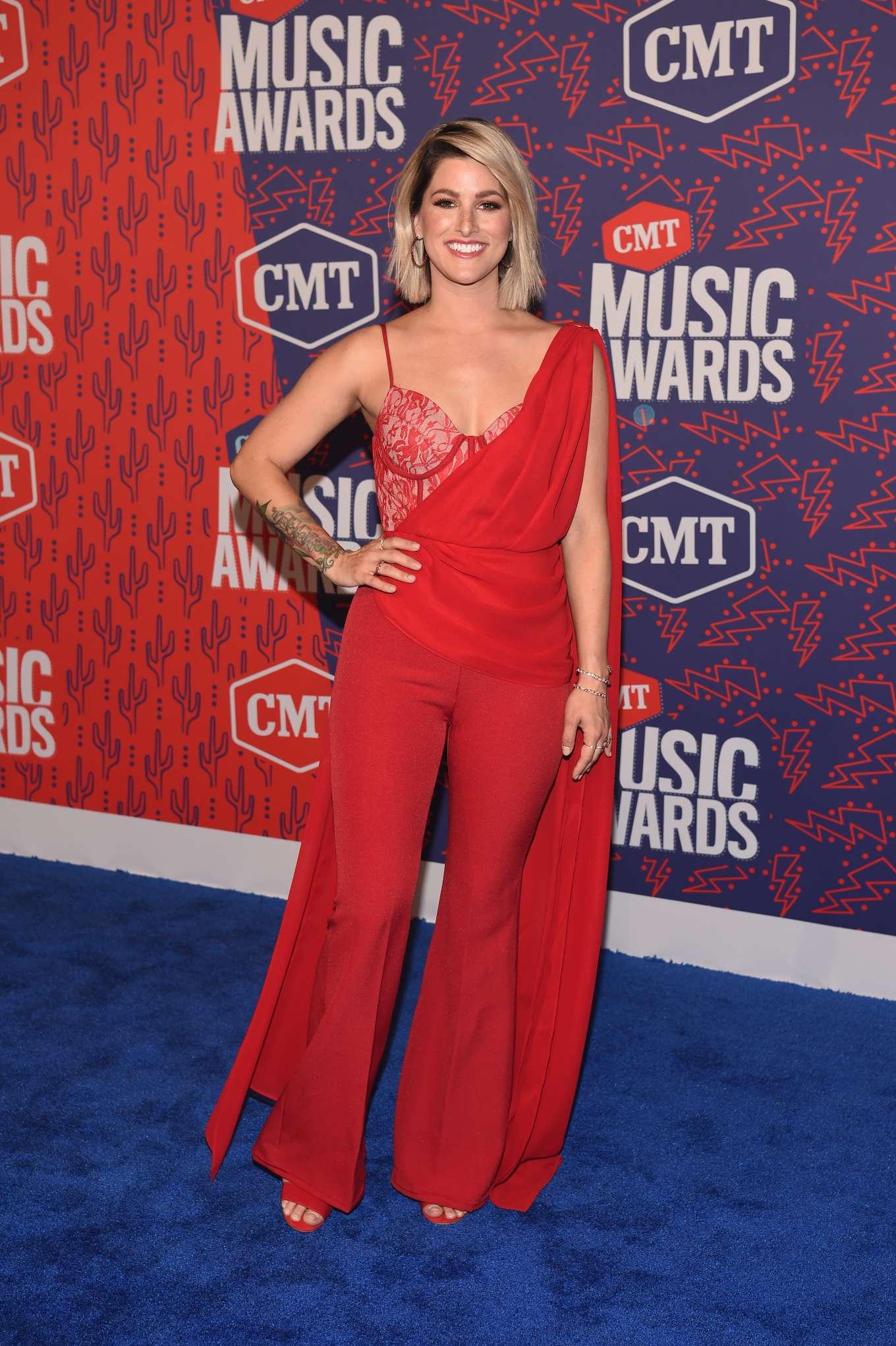 Cassadee Pope 2019 : Cassadee Pope: 2019 CMT Music Awards-10