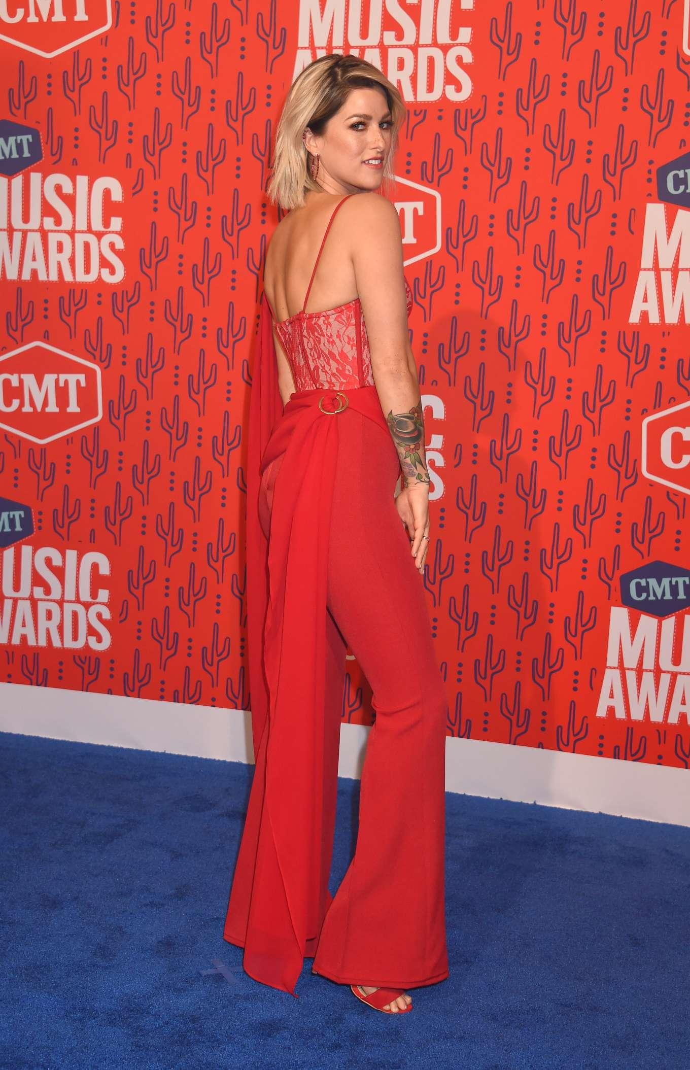 Cassadee Pope 2019 : Cassadee Pope: 2019 CMT Music Awards-20