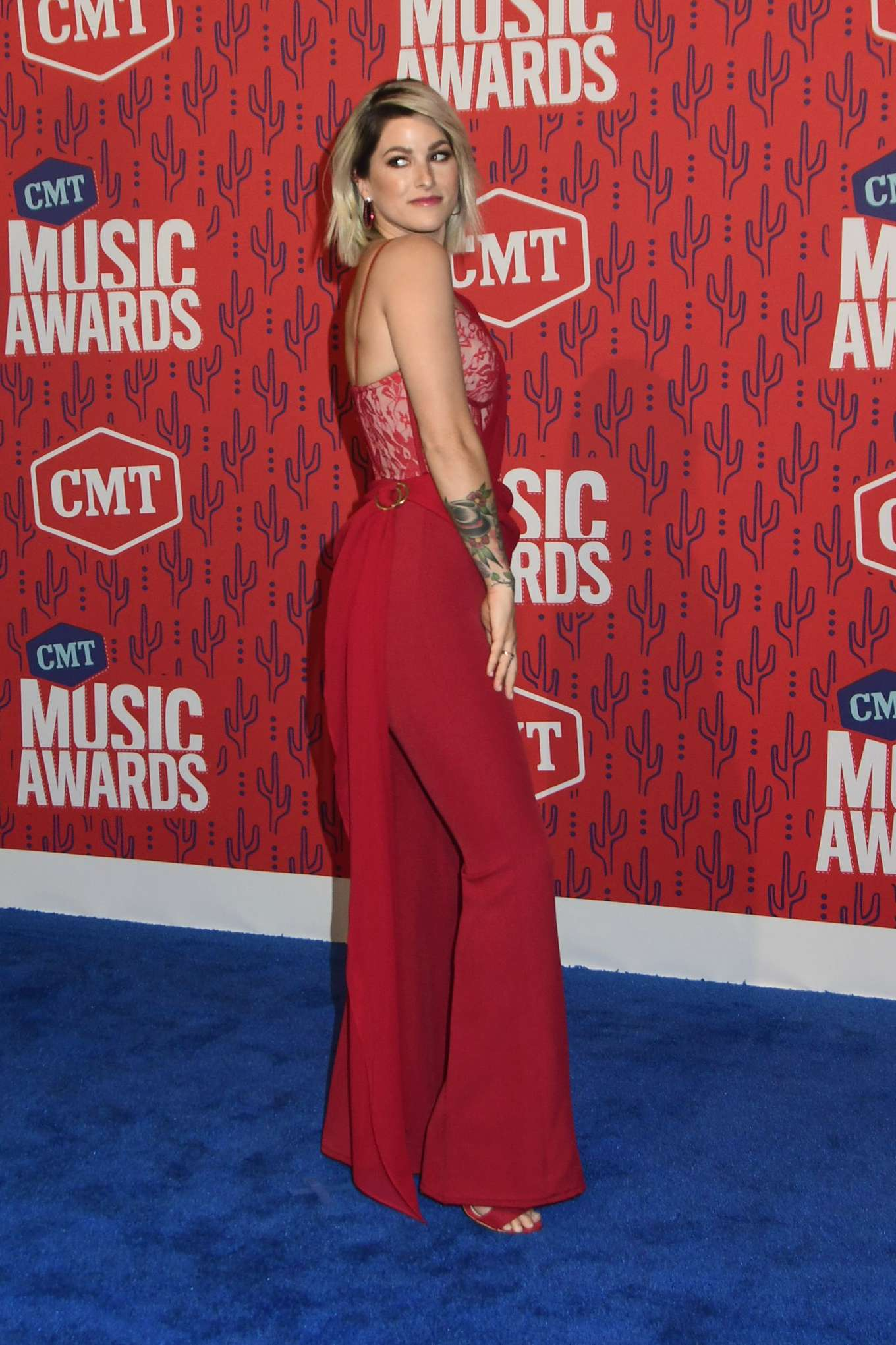 Cassadee Pope 2019 : Cassadee Pope: 2019 CMT Music Awards-23