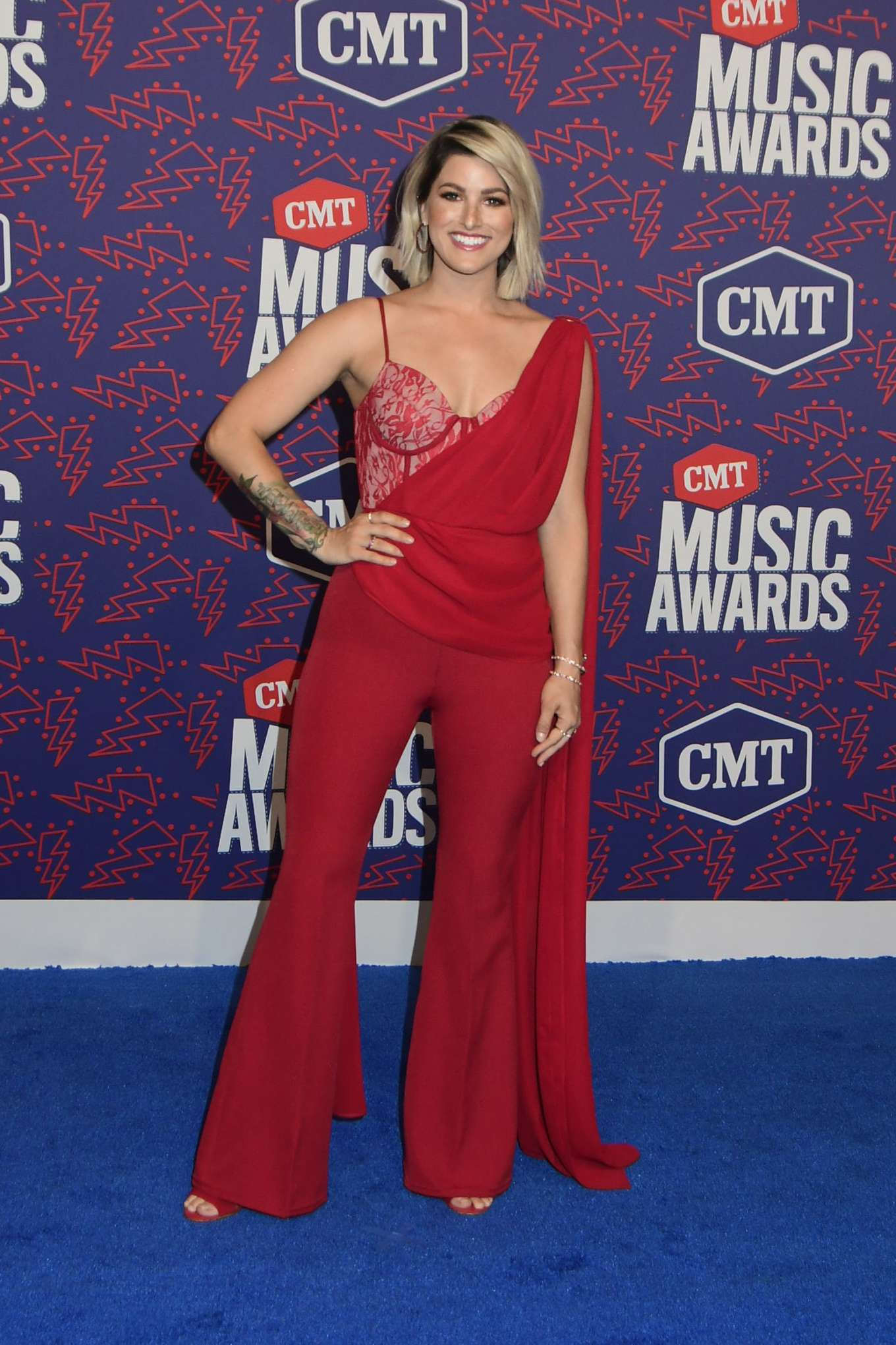 Cassadee Pope 2019 : Cassadee Pope: 2019 CMT Music Awards-25