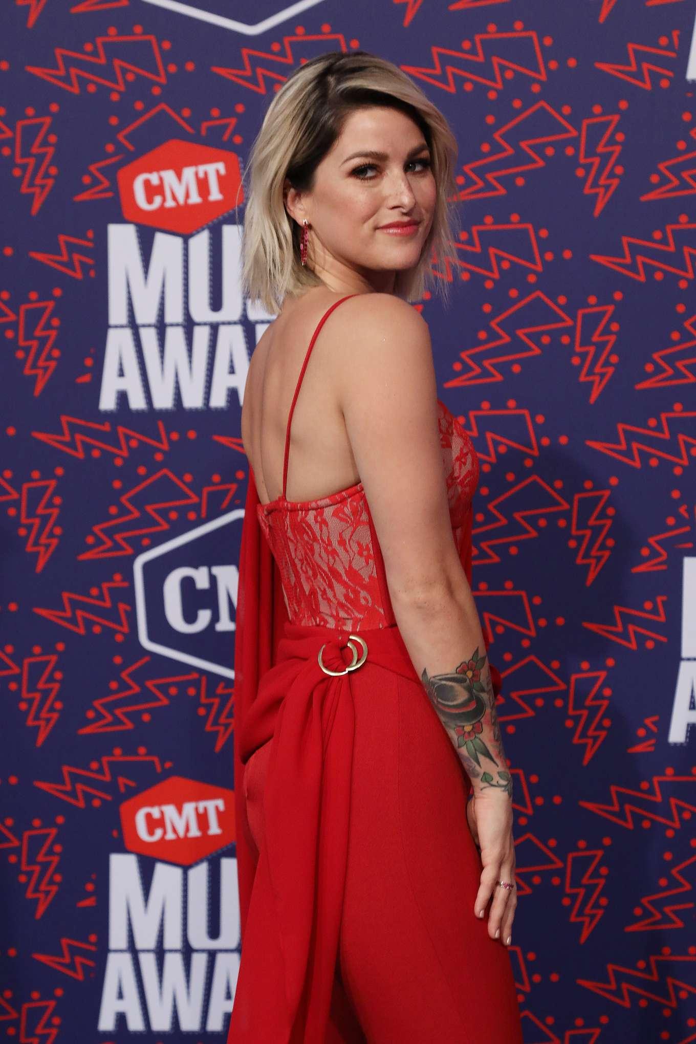 Cassadee Pope 2019 : Cassadee Pope: 2019 CMT Music Awards-27