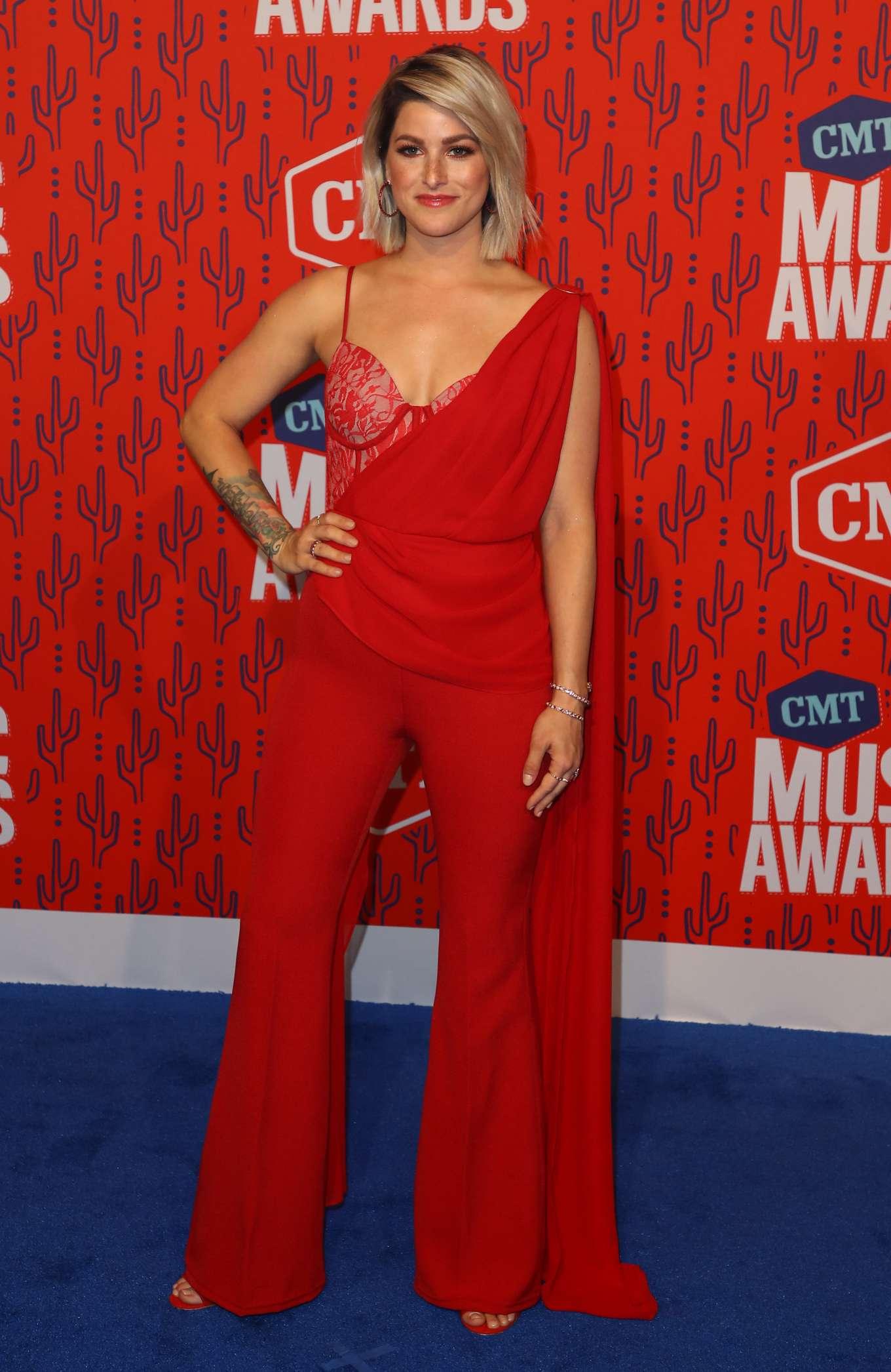 Cassadee Pope 2019 : Cassadee Pope: 2019 CMT Music Awards-28
