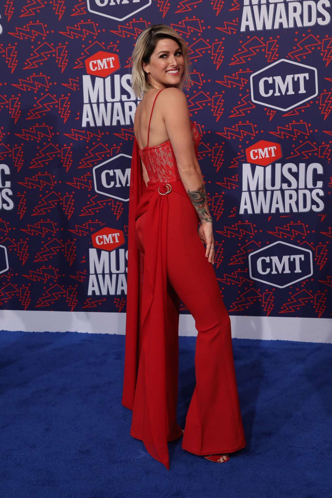 Cassadee Pope 2019 : Cassadee Pope: 2019 CMT Music Awards-30