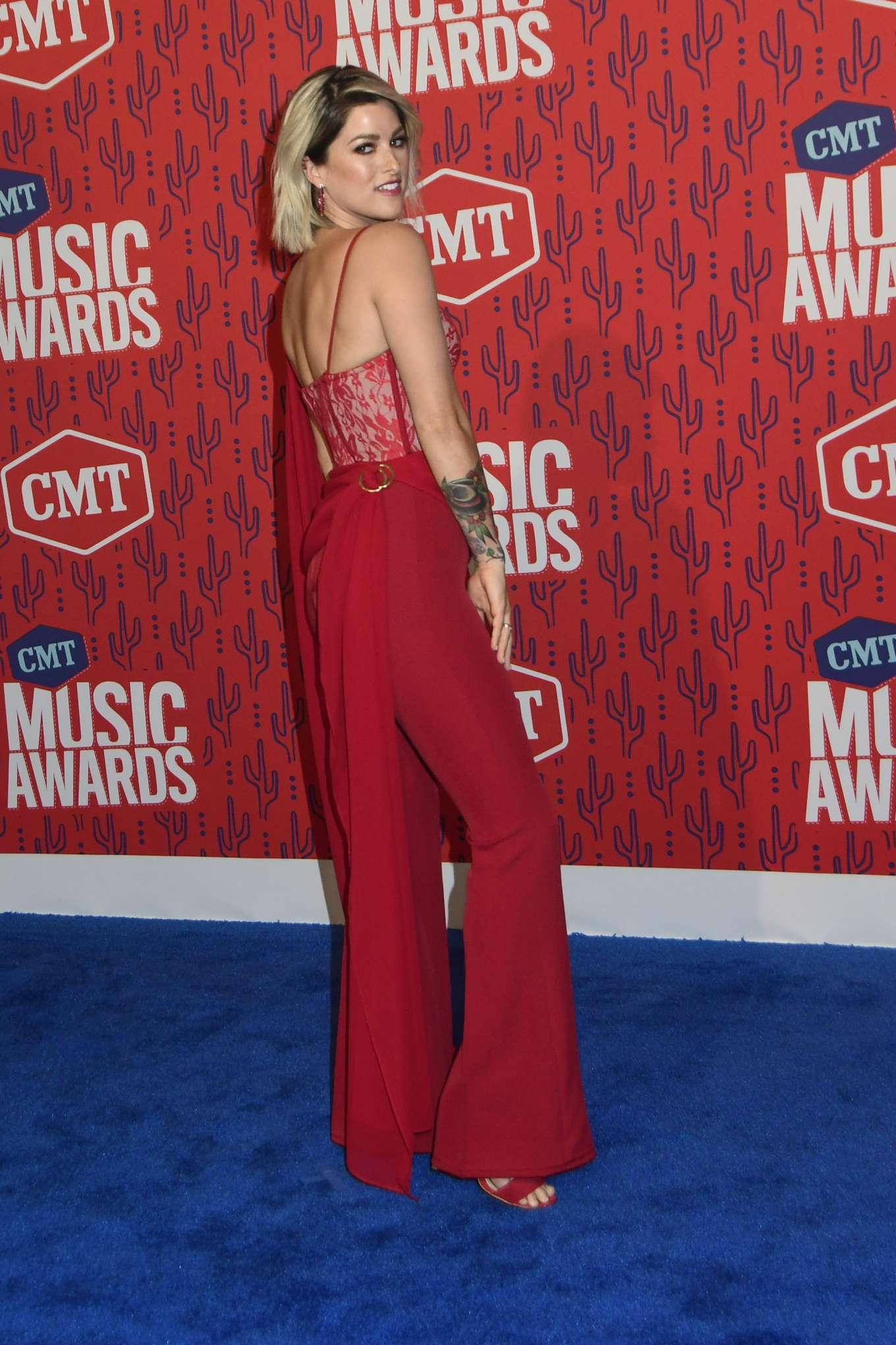 Cassadee Pope 2019 : Cassadee Pope: 2019 CMT Music Awards-36