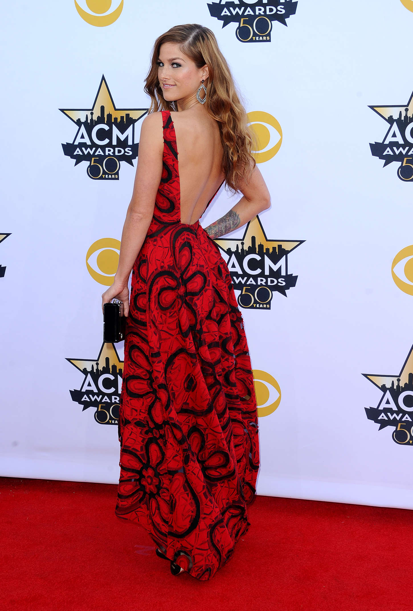 Cassadee Pope - 2015 Academy Of Country Music Awards in Arlington