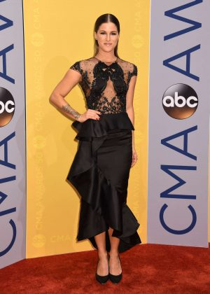 Cassadee Pope - 50th Annual CMA Awards in Nashville