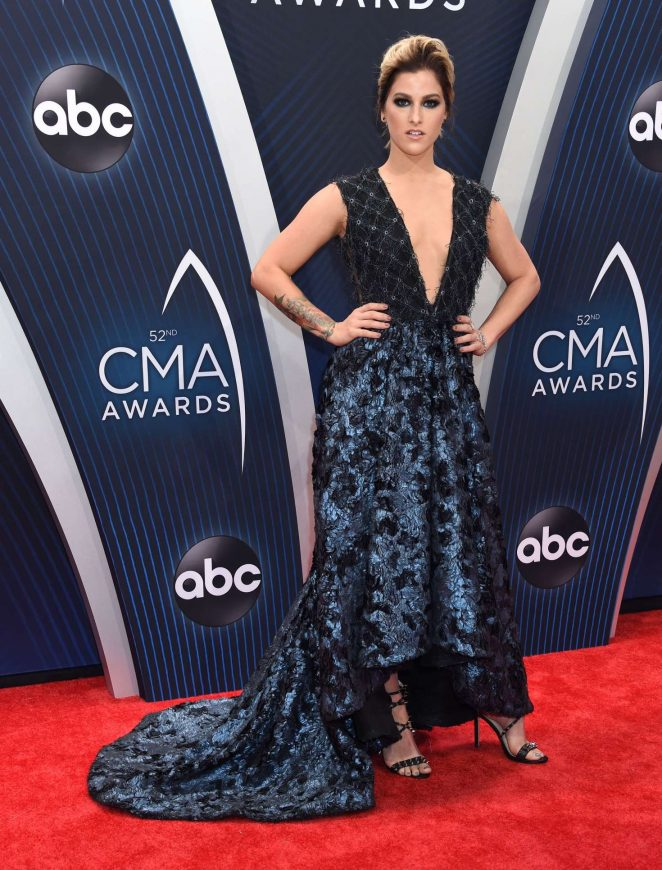 Cassadee Pope – 52nd Annual CMA Awards in Nashville
