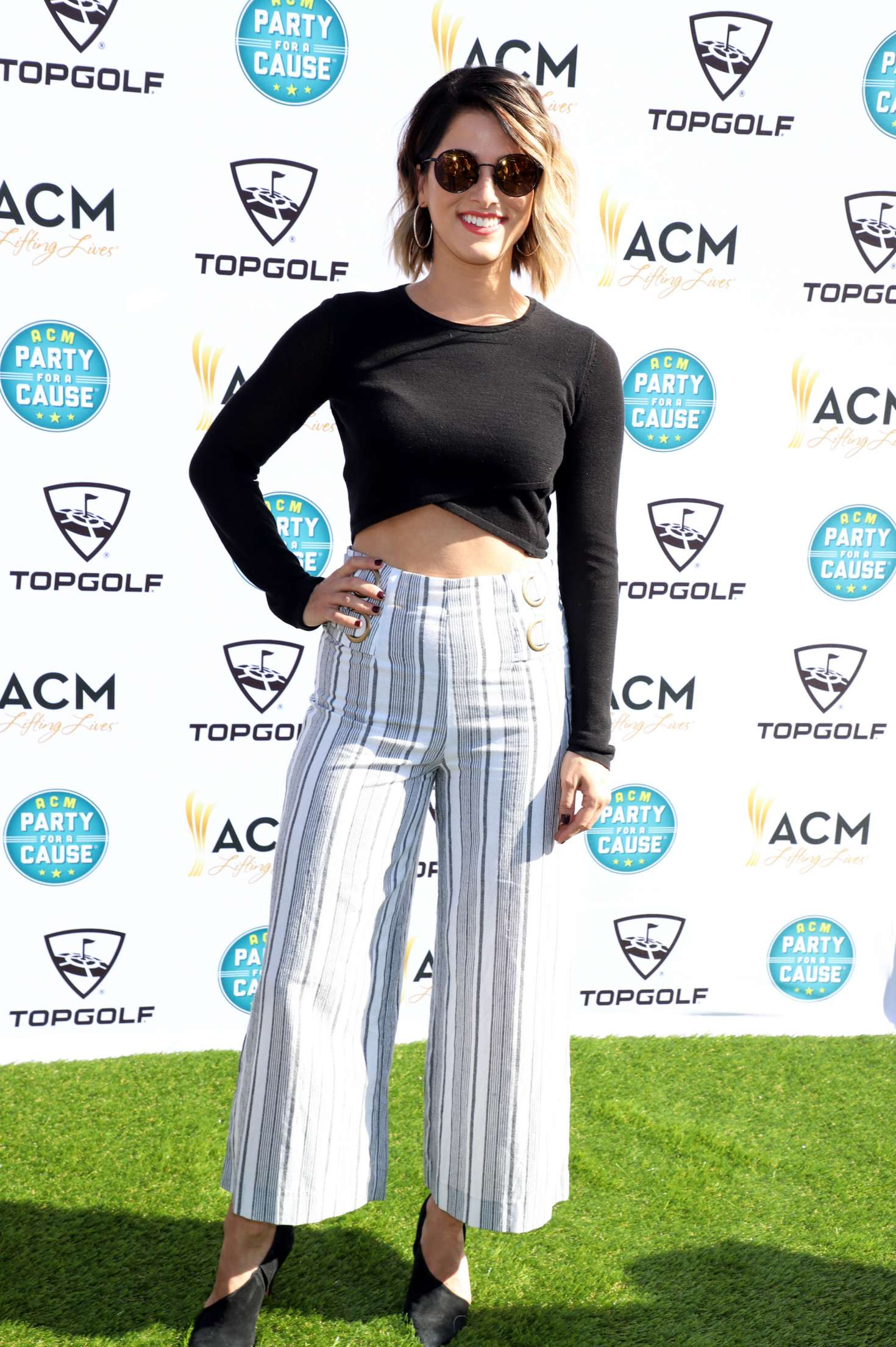 Cassadee Pope 2018 : Cassadee Pope: ACM Lifting Lives TOPGOLF Tee-Off -17