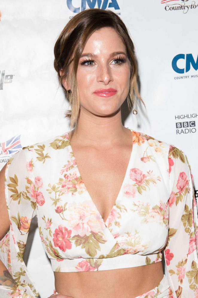 Cassadee Pope - C2C Country Music Festival at The O2 Arena in London