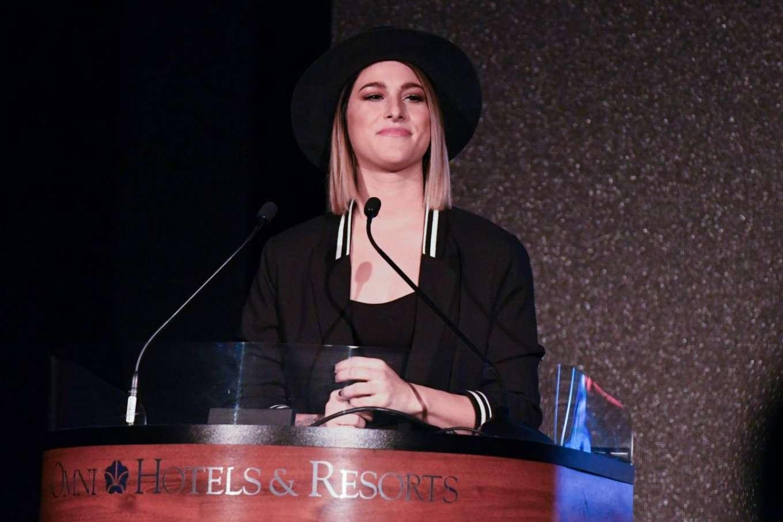 Cassadee Pope 2018 : Cassadee Pope: CRS 2018 Artisit Humanitarian Award and Tom Rivers Award -04