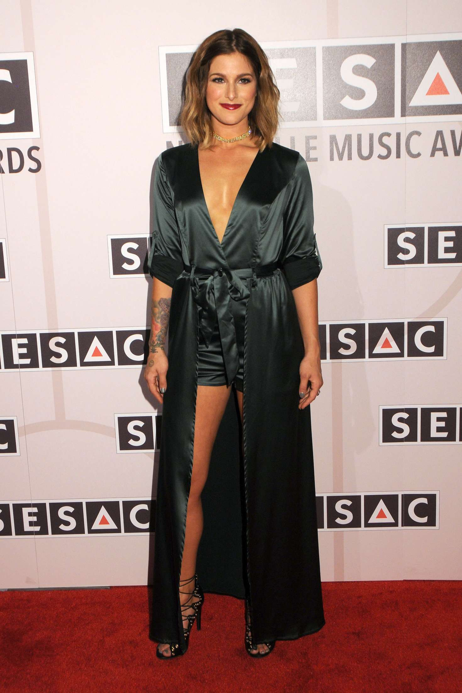 Cassadee Pope - SESAC Nashville Music Awards 2016 in Nashville