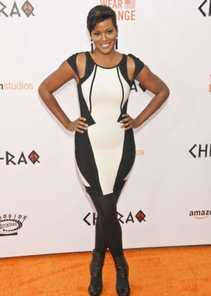Cassandra Freeman - 'Chi-Raq' Premiere in New York