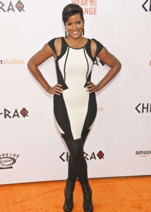 Cassandra Freeman - 'Chi-Raq' Premiere in New York
