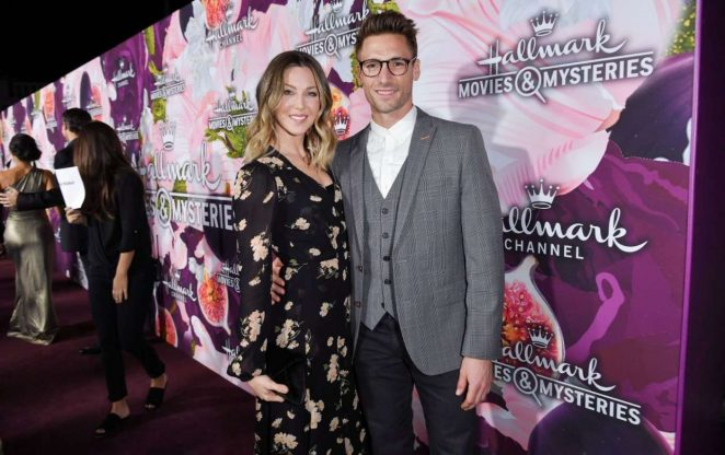 Cassandra Troy Walker - 2018 Hallmark Channel All-Star Party at TCA Winter Press Tour in LA