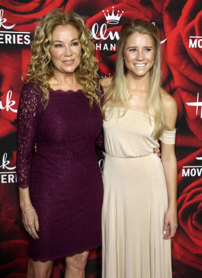 Cassidy and Kathie Lee Gifford - 2017 Hallmark Channel TCA Winter Press Tour Party in LA