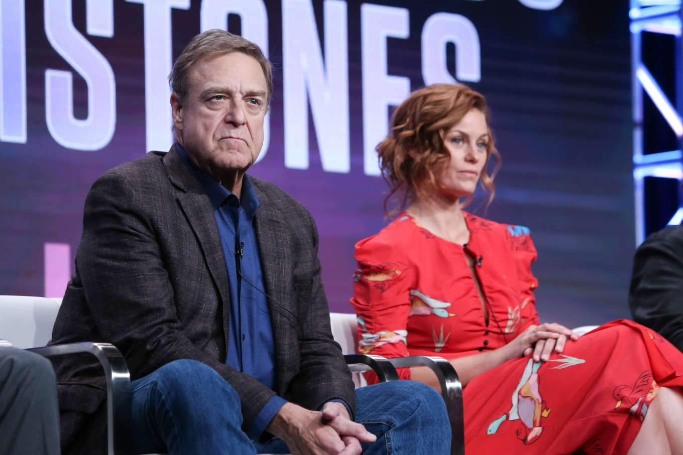 Cassidy Freeman 2019 : Cassidy Freeman – HBO The Righteous Gemstones Panel – 2019 TCA Summer Press Tour-02