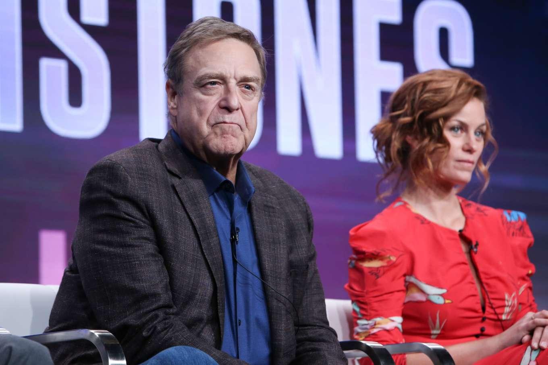 Cassidy Freeman 2019 : Cassidy Freeman – HBO The Righteous Gemstones Panel – 2019 TCA Summer Press Tour-04