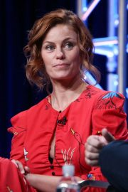 Cassidy Freeman - HBO 'The Righteous Gemstones' Panel - 2019 TCA Summer Press Tour in LA