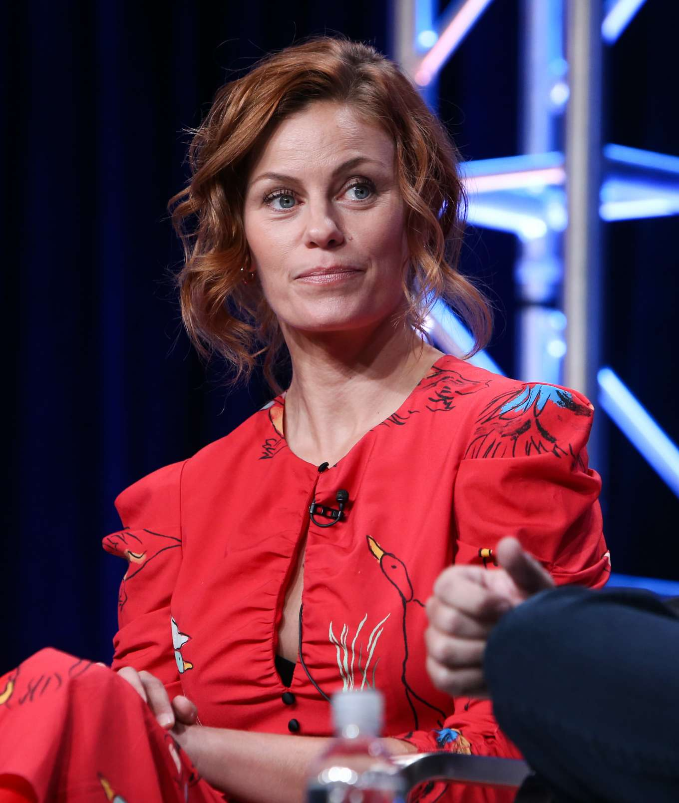 Cassidy Freeman 2019 : Cassidy Freeman – HBO The Righteous Gemstones Panel – 2019 TCA Summer Press Tour-11