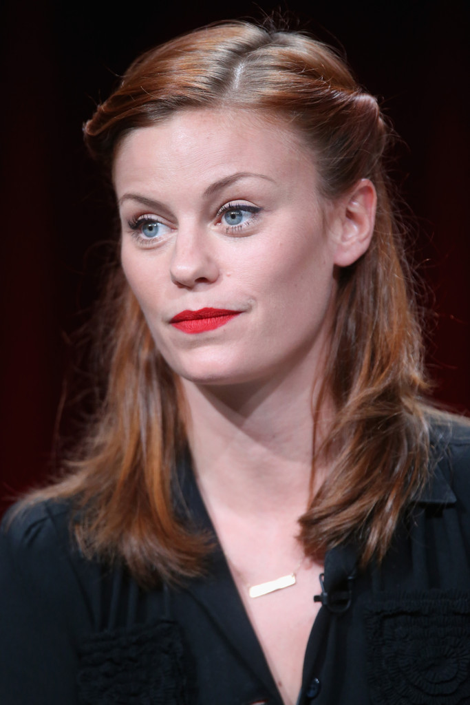 Cassidy Freeman - 'Longmire' Panel Discussion at 2015 Summer TCA Tour in Beverly Hills