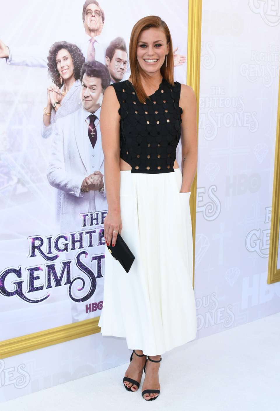 Cassidy Freeman 2019 : Cassidy Freeman – The Righteous Gemstones LA Premiere-04