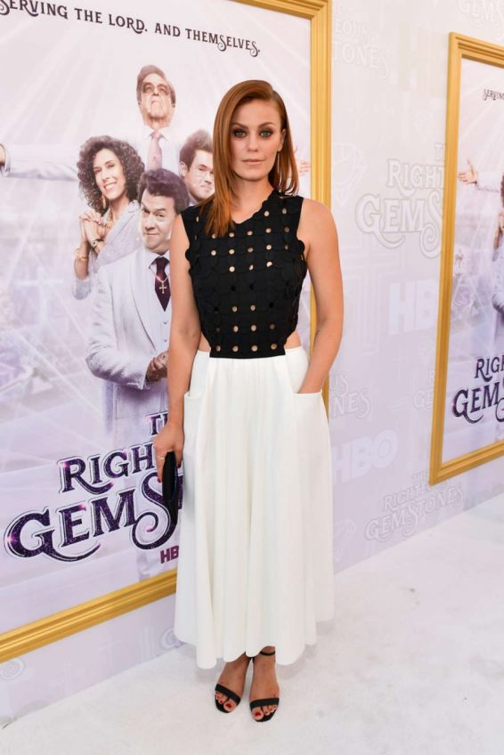 Cassidy Freeman - 'The Righteous Gemstones' Premiere in Los Angeles