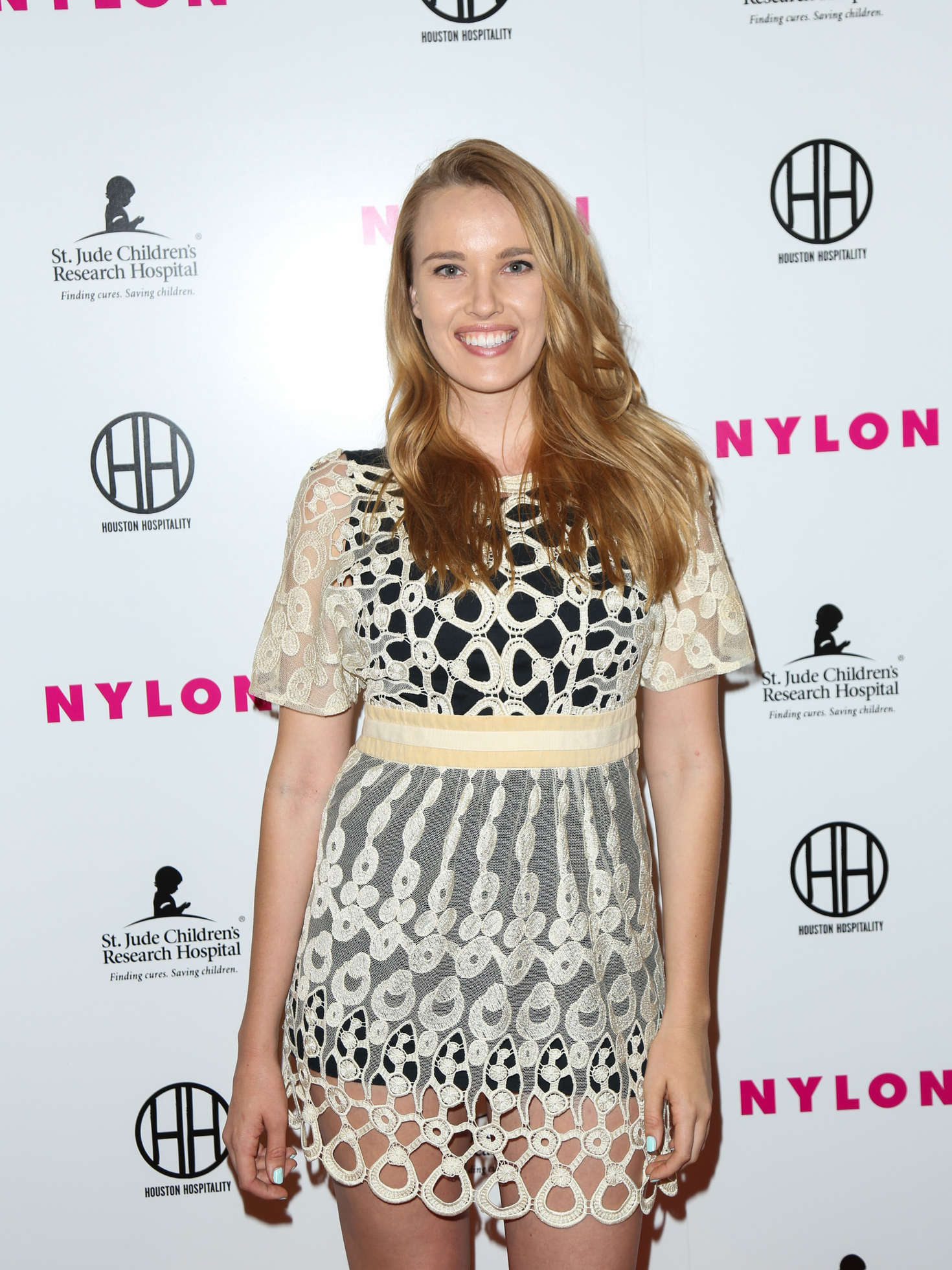Cassidy Gard 2016 : Cassidy Gard: NYLON Magazines Muses And Music Party -02
