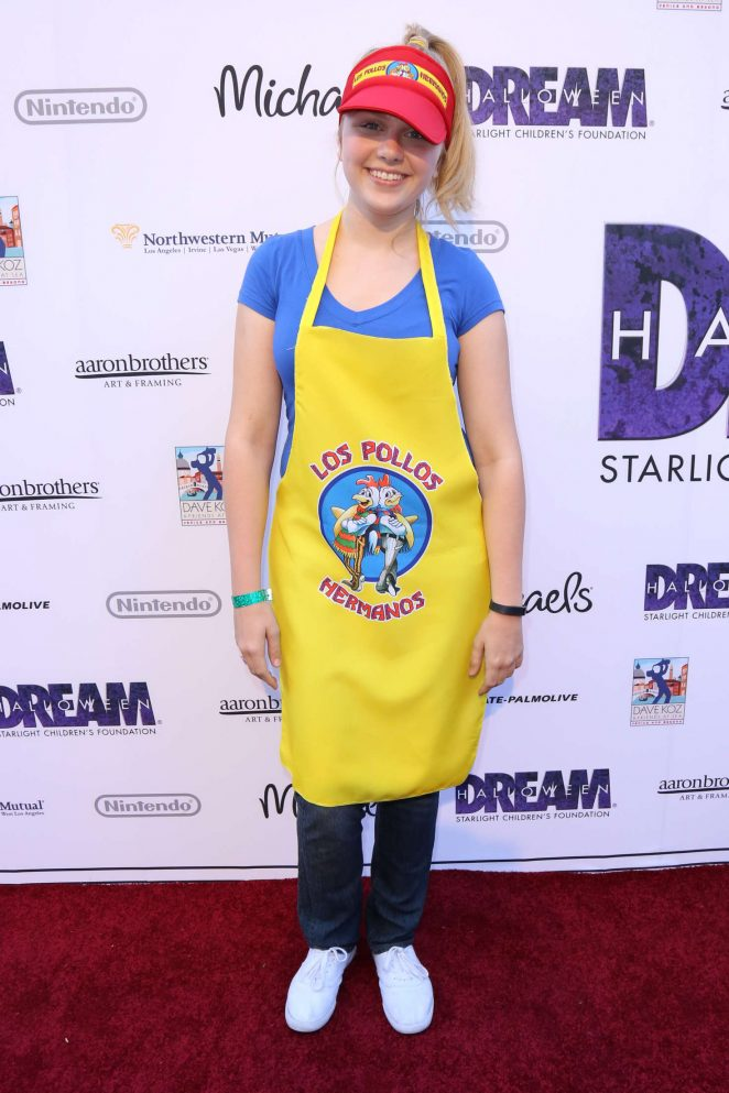 Cassie Brennan - Starlight's Dream Halloween Party in Los Angeles