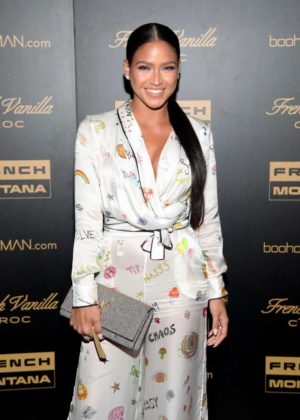 Cassie - CIROC French Vanilla Celebrates French Montana's Birthday in Beverly Hills