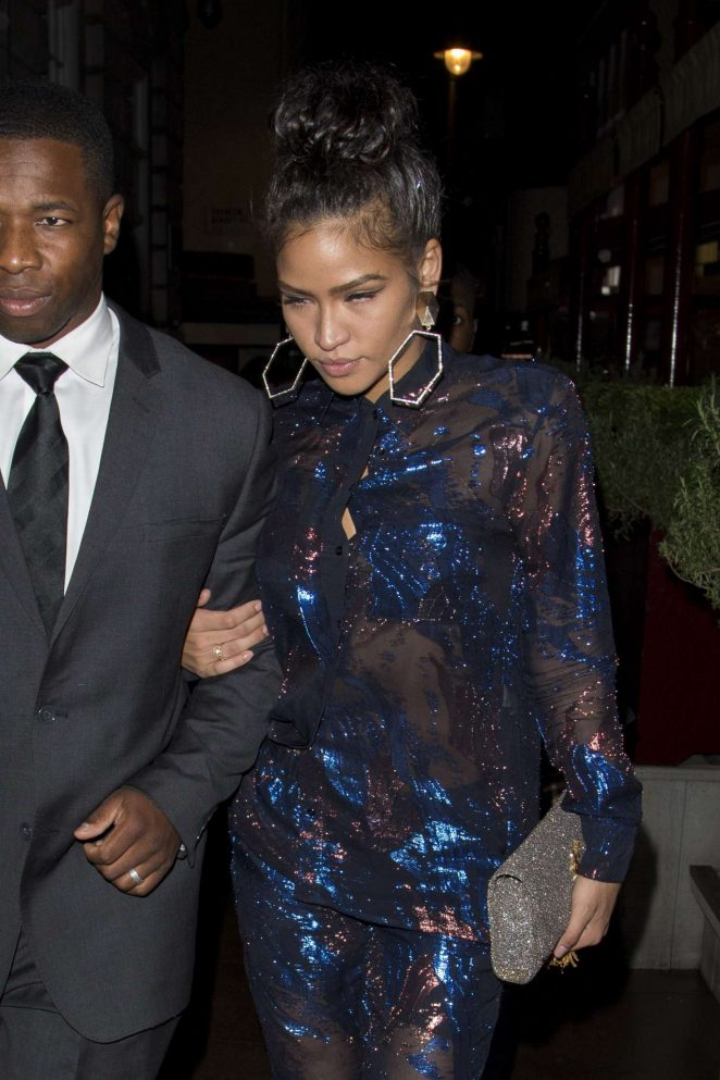 Cassie - Leaving Can't Stop, Won't Stop A Bad Boy Story After Party in London