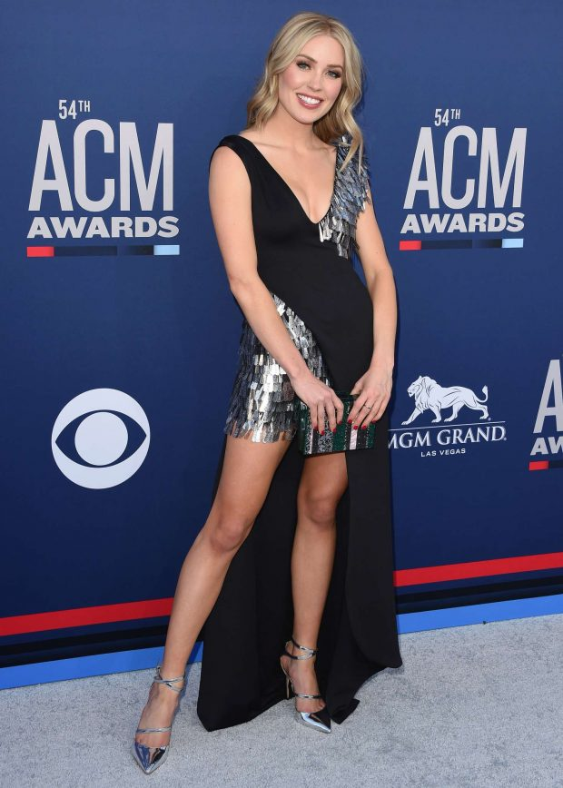 Cassie Randolph - 2019 Academy of Country Music Awards in Las Vegas