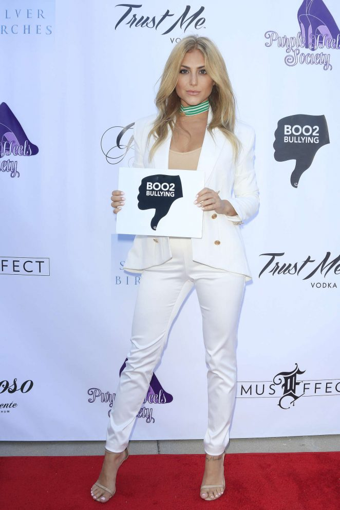 Cassie Scerbo - Boo2bullying Spring Soiree in Los Angeles