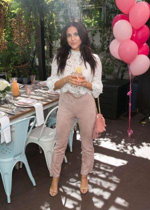 Cassie Scerbo - 'Burn Cookbook' Boozy Brunch Launch in Los Angeles